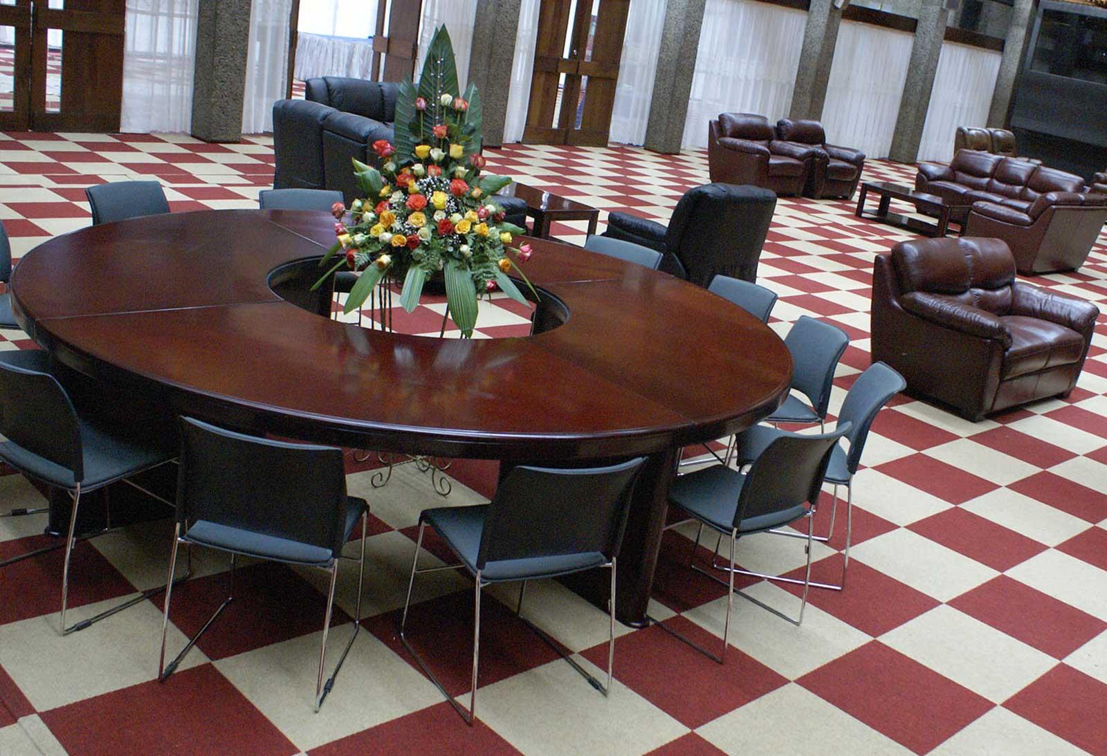 Delegates Lounge